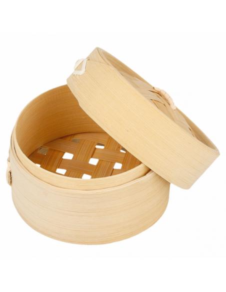 cuiseur vapeur en bambou