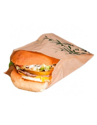 Sachet Burger Ingraissable