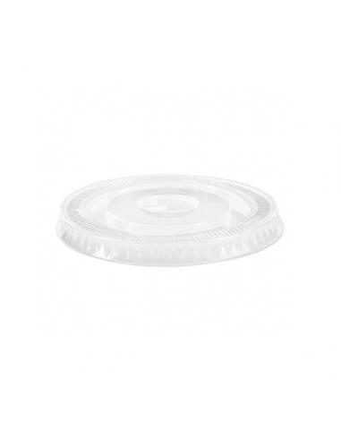 ouvercles Plats pour pots à glaces