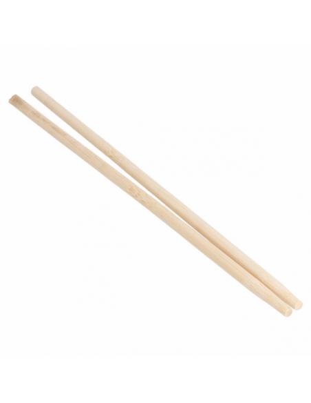 Baguettes chinoises en Bambou