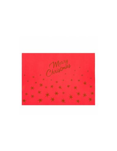 "Set de table ""Merry Christmas"" - 30x40 cm"