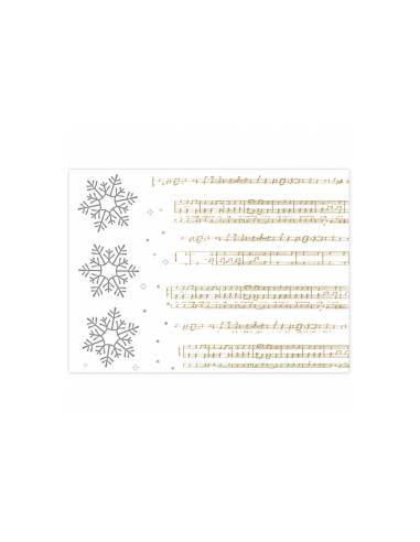 """Set de table """"SNOW"""" - 31x43 cm"""