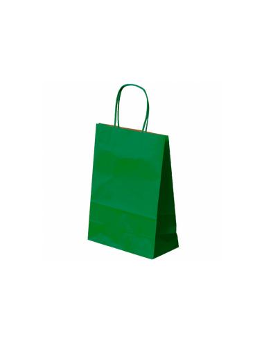 ac kraft à poignée torsadée couleur vert