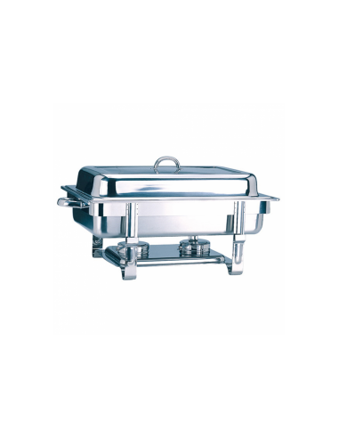 Chafing dish rectangulaire 9L 63x35