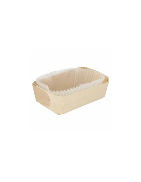 Barquette pour cuisson - 18,5x11,5x5,5 cm - par 300 unités