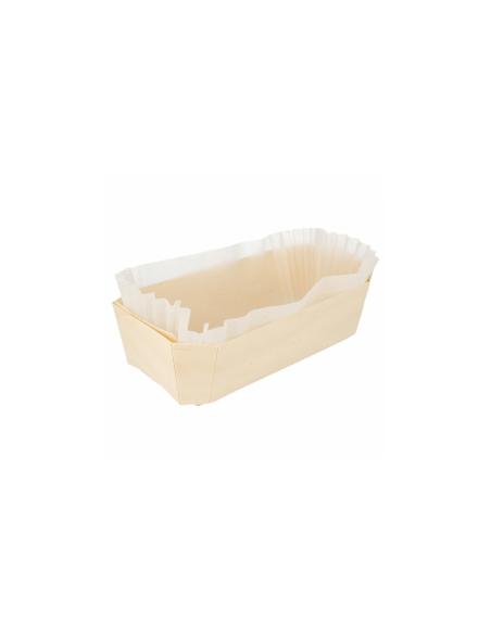 Barquette pour cuisson - 23x13x7 cm - par 100 unités