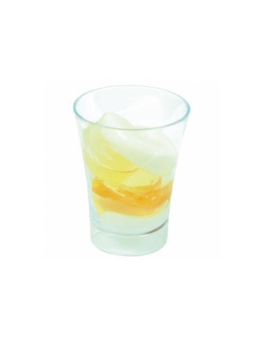 Verrine mise en bouche cocktail PS transparent 60ML Ø5