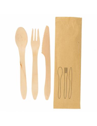 Set fourchette/couteau/cuillère