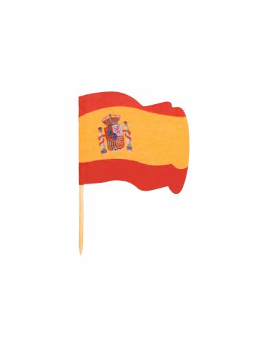 """Petits drapeaux """"Espagne"""""""