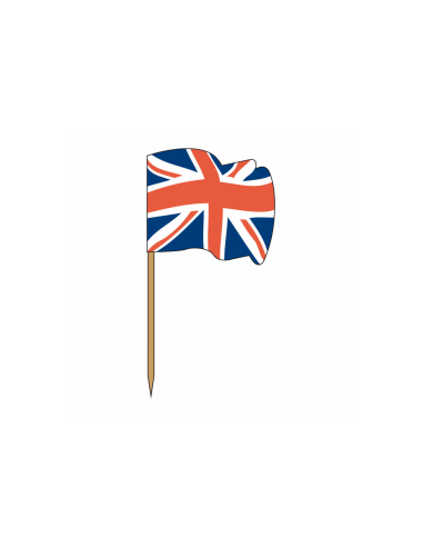 "Petits drapeaux ""Royaume-Uni"""