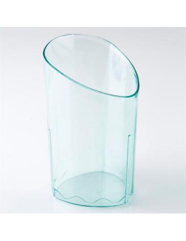 "Verrine Transparente Forme ""Cylindre"""
