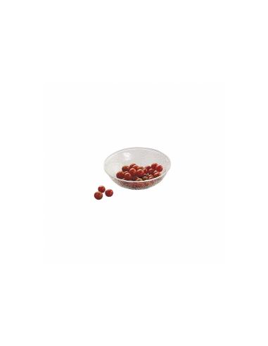 Saladier ø 31 cm transparent polycarbonate