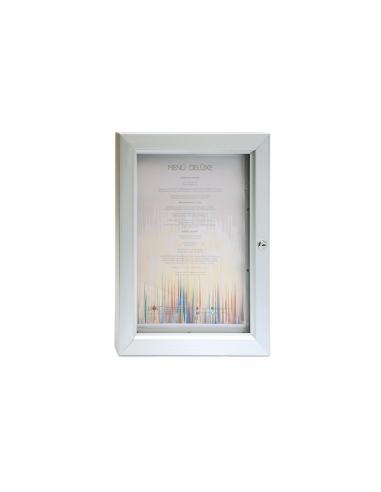 Porte menu Lumineux - A3
