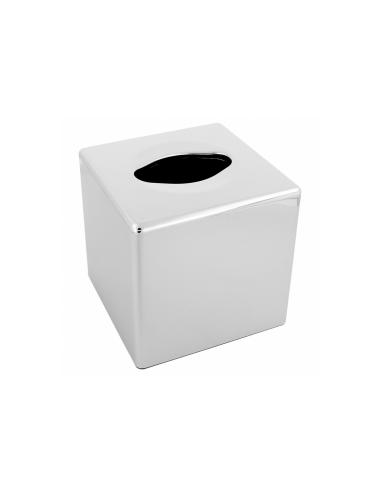 Distributeur Mouchoirs 13x13x13 cm