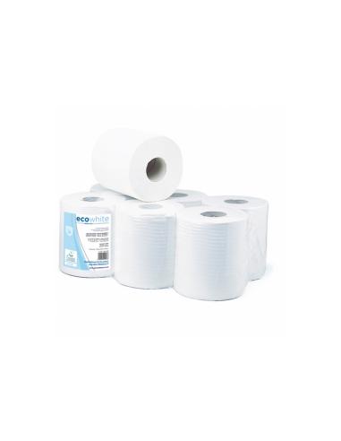 """Essuie-mains """"Maxi Barril"""" Ecolabel - 2 plis - Bobine 1kg"""