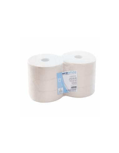 Papier hygiénique Maxi Jumbo Ecolabel 2 plis