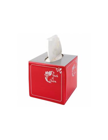 """Distributeurs de mouchoirs 2 plis """"Cube"""" 100 feuilles"""