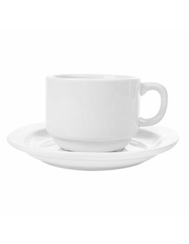 TASSES CAFÉ + COUPELLE 250 ML - 12...
