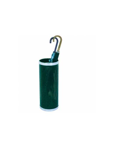 Porte parapluie - Noir/argent
