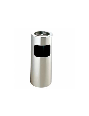 Poubelle - Cendrier cylindrique