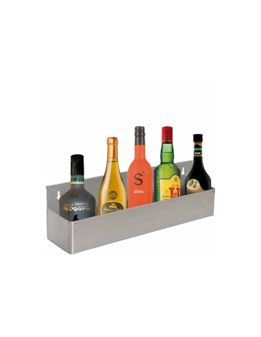 Étagère 5 bouteilles pour bar
