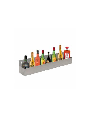 Étagère 8 bouteilles pour bar