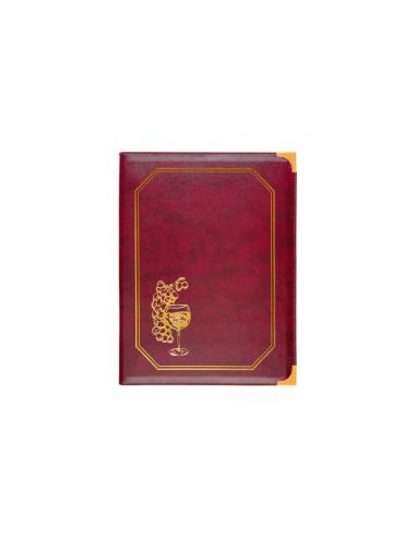 Carte des Vins - 8 Pochettes DIN-A4