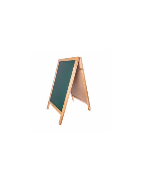 Ardoise en Angle 2 Faces - 65x80x115 CM