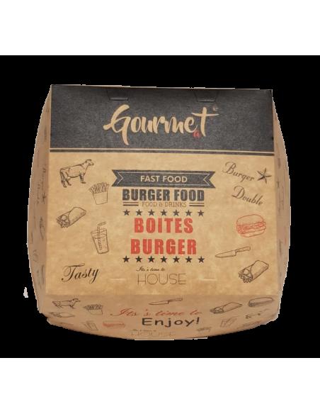 Boîtes burgers Gamme Gourmet