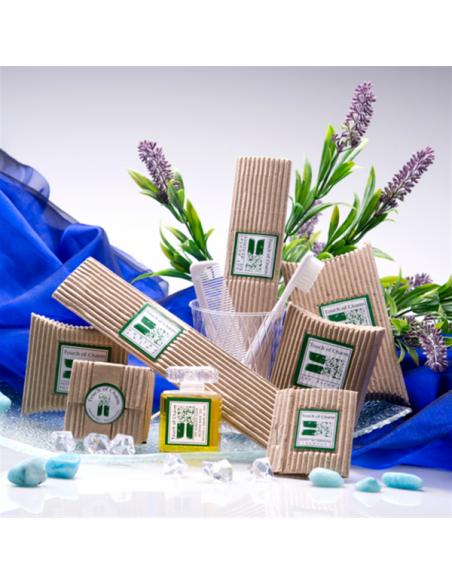 Sachets de Gel Douche 'FEEL GREEN' - 10 ml