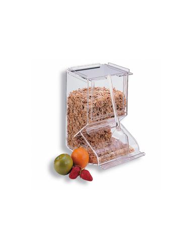 Distributeur à céréales en acrylique