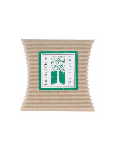 Vanity Set, avec étui recyclé 'FEEL GREEN'
