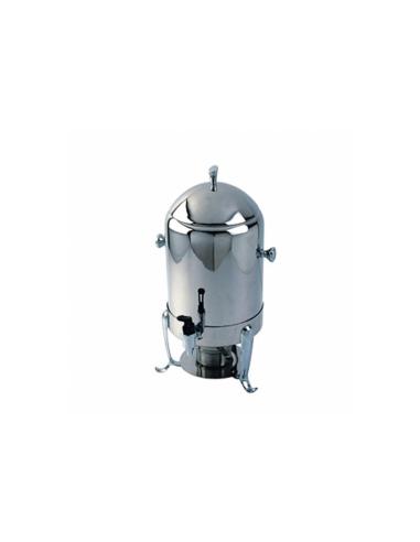 Distributeur à boissons chaudes 19l 35x31x62 cm en inox