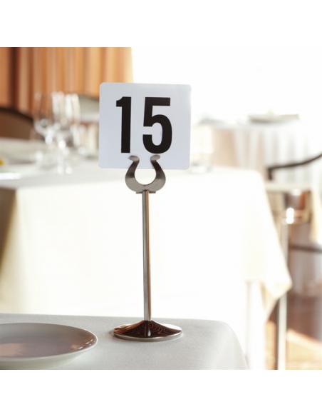 PINCE POUR NUMÉROS DE TABLE - 19,5 (h) CM