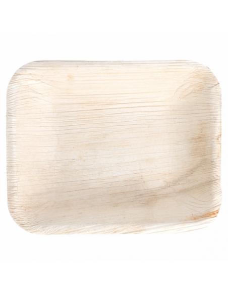 """Plateau rectangulaire """"WEBIO"""" - 16x12.5x3 cm"""