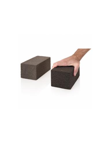 Brique de nettoyage grill 20x10x9cm noir