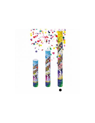 Tubes confetti shooter - 60 (h) cm