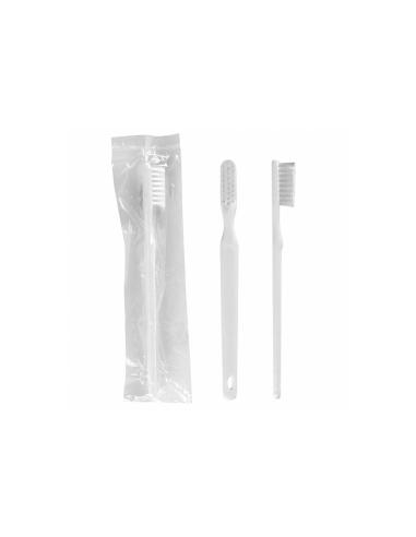 Brosse à dents en sachet - Blanc