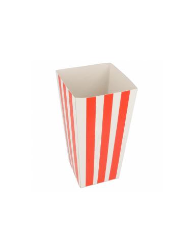 Gobelet pour Pop Corn 1 L 320 G/M2 6.5x8.7x17.4 CM