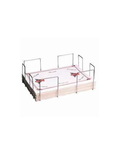 Distributeur de sets de table 45.5x33.5x15 CM
