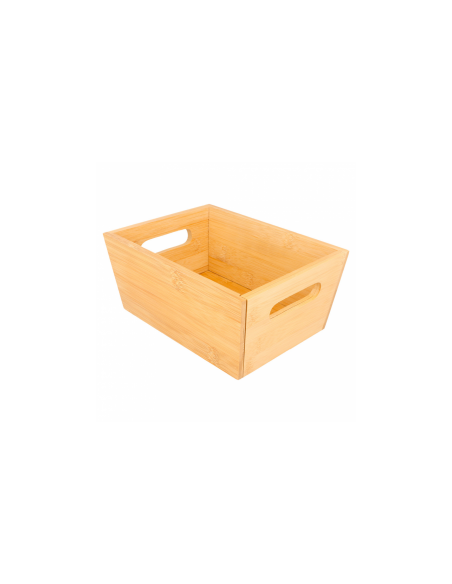 Corbeille à pain en bambou 20x15x9 CM