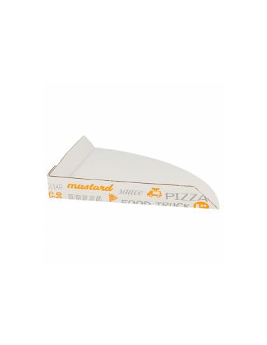 Support pour crêpe en carton