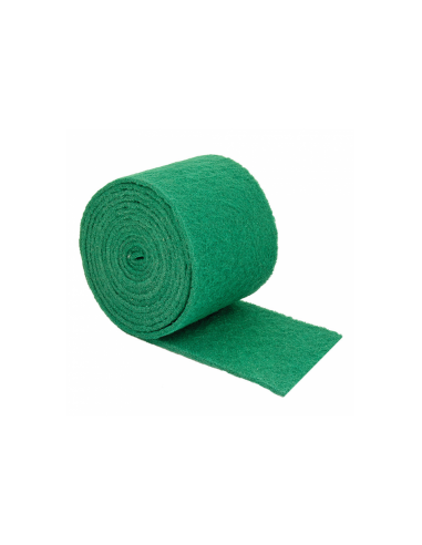 Rouleau fibre abrasif 5Mx14