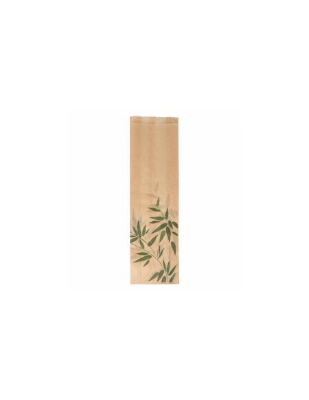 """Sachet baguette """"Feel green"""" 34 g/m² 9+4x30 cm"""
