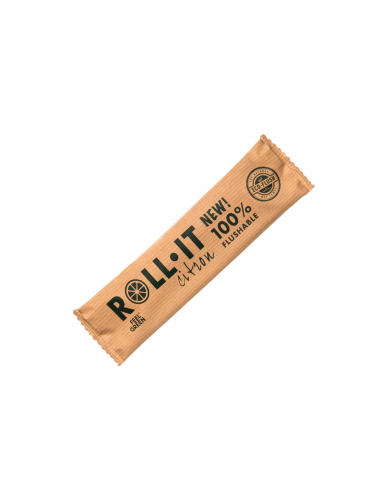 """Rince-doigt """"ROLL-IT """" 50 g/m² 14.5x4 cm"""