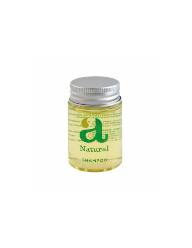 "Flacon shampoing ""Natural"" - 30 ml"