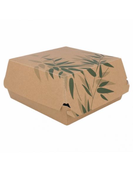 Boîte à emporter carton