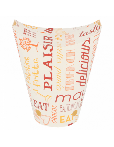 emballage frite