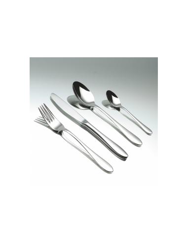 cuillère couteaux fourchette et petite cuillère en inox