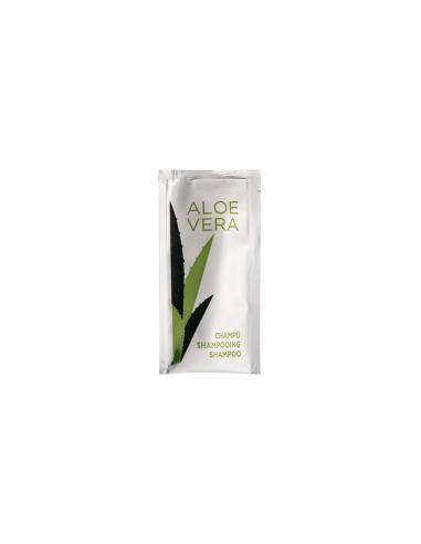 "Sachets shampoing ""Aloe vera"" - 10 ml"